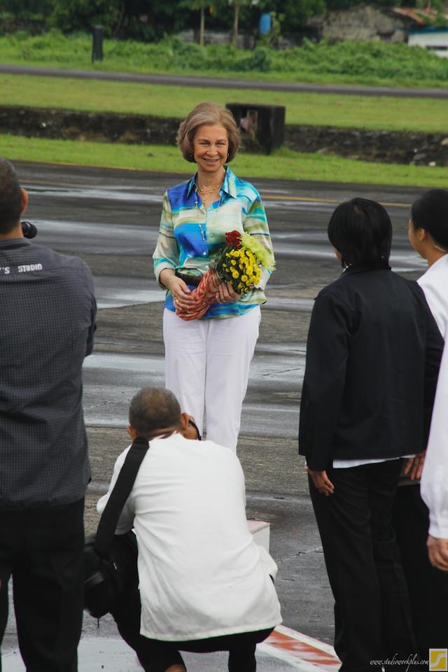 Queen Sofia Visit 31