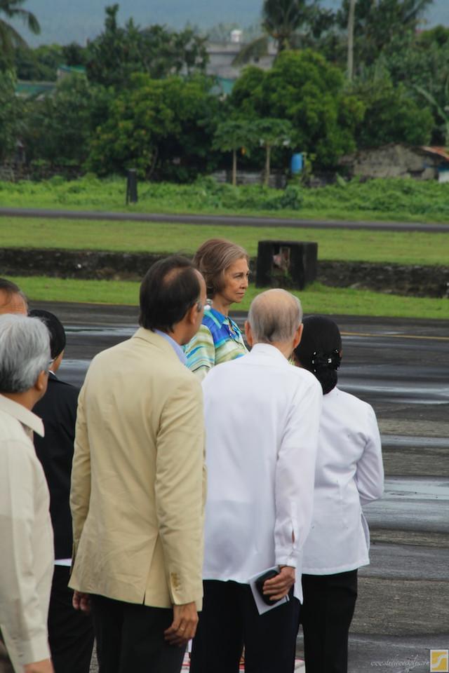 Queen Sofia Visit 36