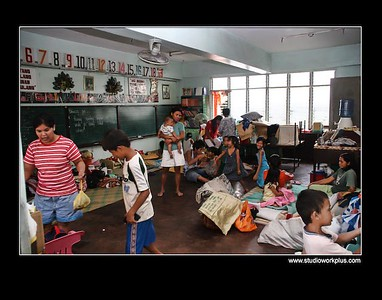 Evacuation Center III