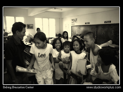 Ibalong Evacuation Center (3)