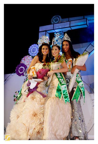 Keshia Mae Dee from Daraga, Albay, Crowned Mutya ng Ibalong 2011