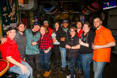 Haymarket tapping at Map Room