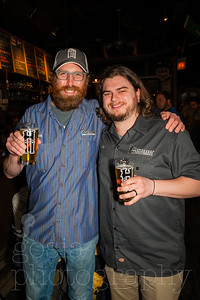 2017 04 03 Haymarket tapping at Map Room-7427