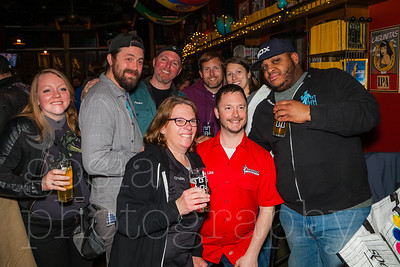 2017 04 03 Haymarket tapping at Map Room-7425