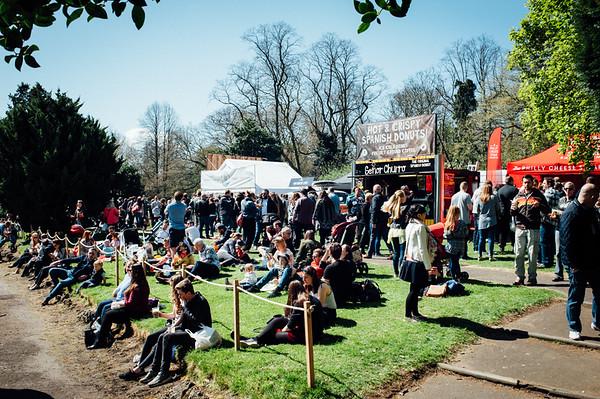 Liverpool Food & Drink Festival - Spring 2016