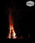Lutcher Christmas Bonfires 2012 Photo 2