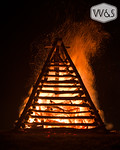 Lutcher Christmas Bonfires 2012 Photo 6