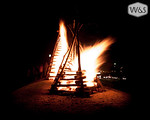 Lutcher Christmas Bonfires 2012 Photo 4