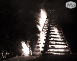 Lutcher Christmas Bonfires 2012 Photo 3
