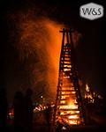 Lutcher Christmas Bonfires 2012 Photo 7