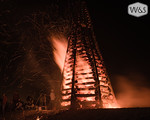 Lutcher Christmas Bonfires 2012 Photo 8