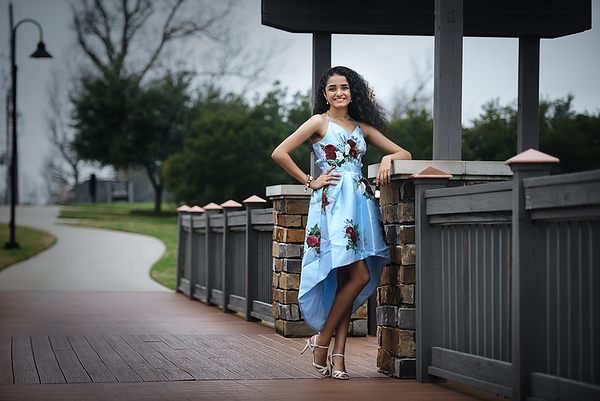 "Ritika at ""The Club at Riverstone"" (Sugar Land, TX)"