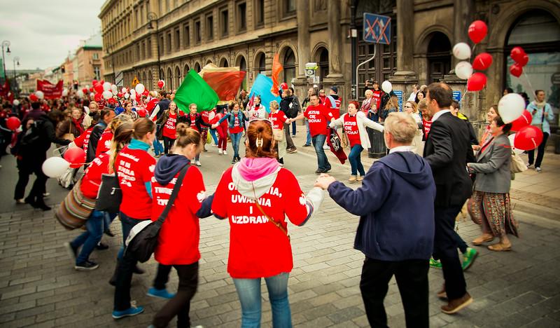 Festival of Hope, Warsaw, Poland