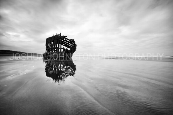 The Peter Iredale