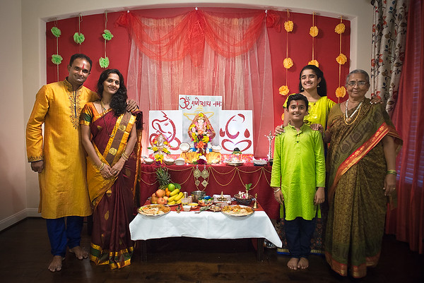 Ganesh Festival 2017