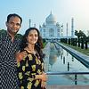 Taj visit during summer - 2019