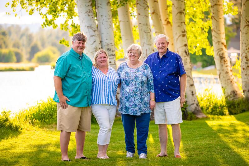 Baysinger Family 2019-12