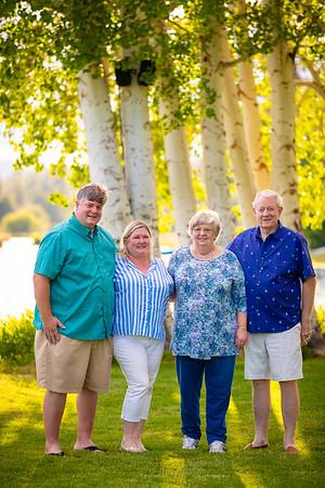 Baysinger Family 2019-10