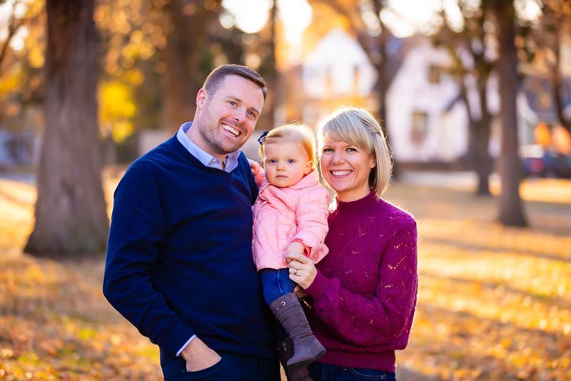 Creighton Family 2019-21