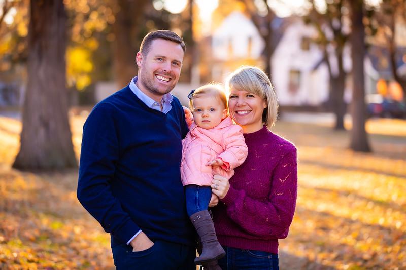 Creighton Family 2019-22