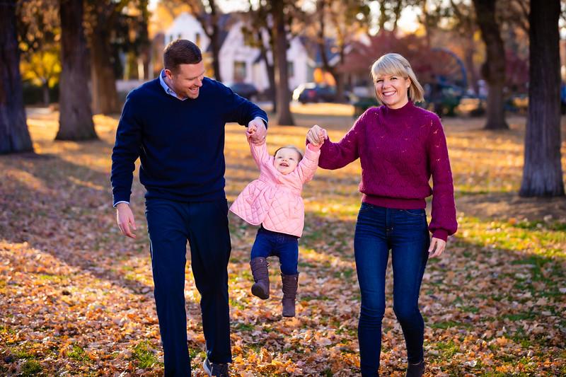 Creighton Family 2019-11