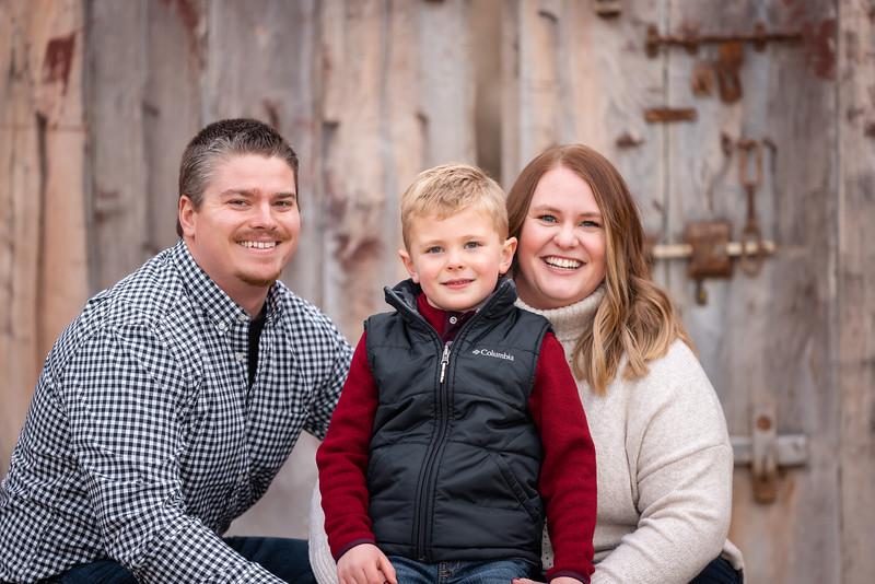 Taylor Family 2020-12