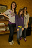 Uncle Donnie and Aunt Diane's lovely grand-daughters; Claudia Combs, Sophia Combs, and Gracie Harmon.