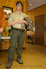 Dane Polk, Oklahoma Game Warden.