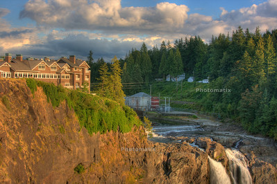 [HDR] Snoqualmie Falls