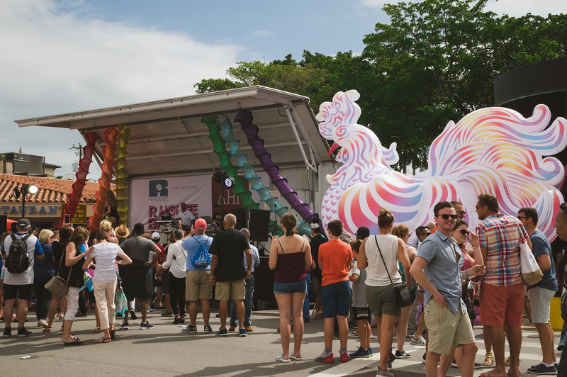 Gay8 Festival, Little Havana