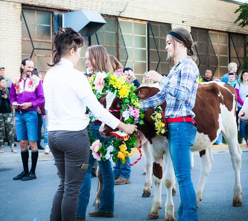 20180922 Rhinestone Cowboy celebrating the Equinox and Chicago's Farming-23