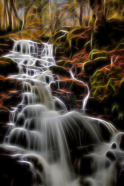 waterfall glow 9