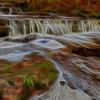 waterfall glow 10