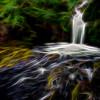 waterfall glow 12