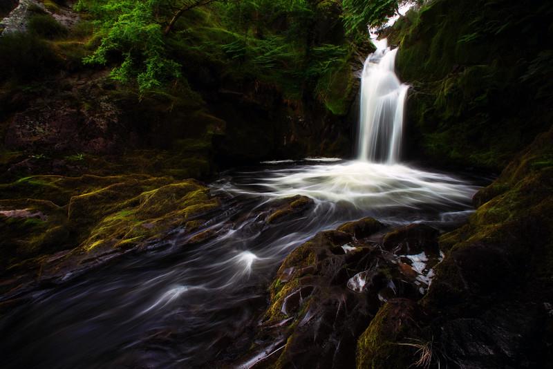 waterfall glow 11
