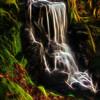 waterfall glow 5