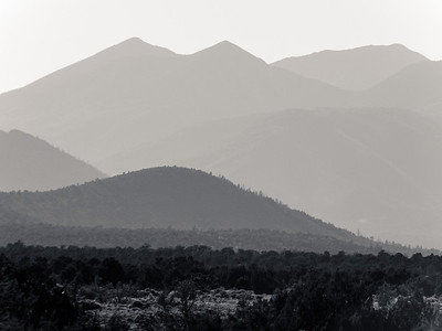 Faded Mountains