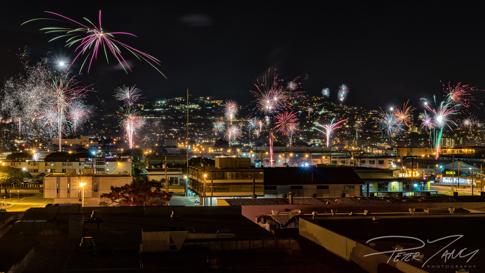 Kalihi Firework Show