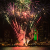 Aloha Tower Firework Preview