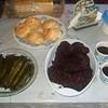 Budbud, biko, ensaymada and sikwate....Breakfast of champions