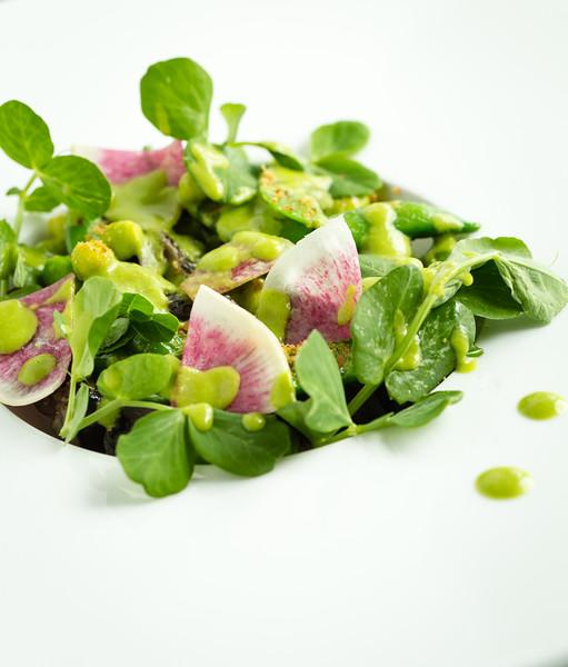 Escargots Salad