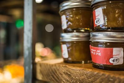 Home made marmalade at Commonwealth Restaurant, Cambridge, MA