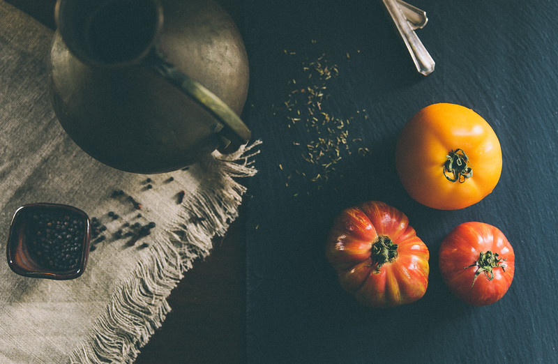 Tomatoes - Still