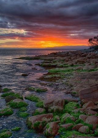 Tasmanian Sunset