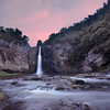 Huana Falls by Starlight