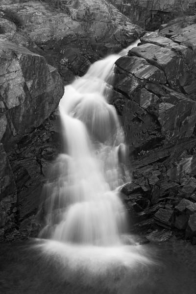 Twisting Water