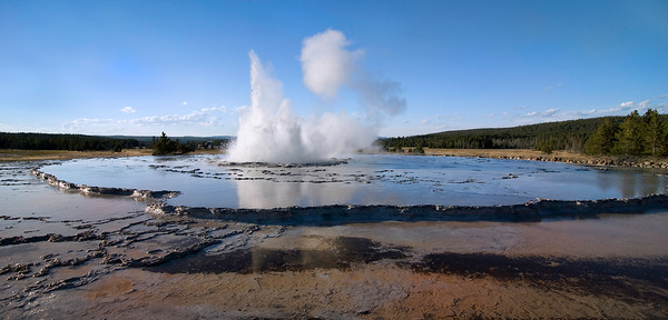 Geyser Reflection