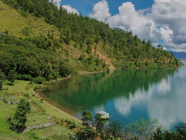 Laut Tawar lake, Takengon
