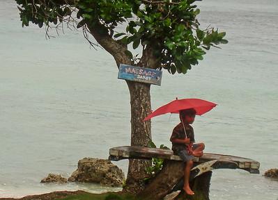 Iboh kid, Weh Island