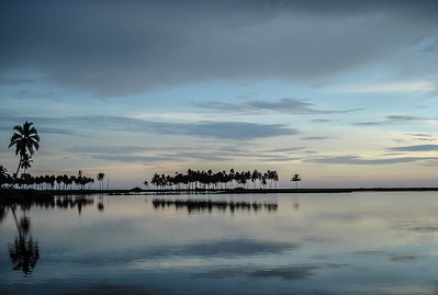Blue hour in Suak Padan